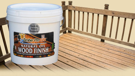 how to clean and stain a fence